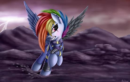 Battle Rainbow Dash
