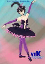 Fan Art Princess Kraehe by VictorGM01