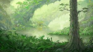 The Dernel Jungle by cicetil