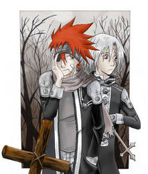 +Rabi and Allen+ by Arcirithwen