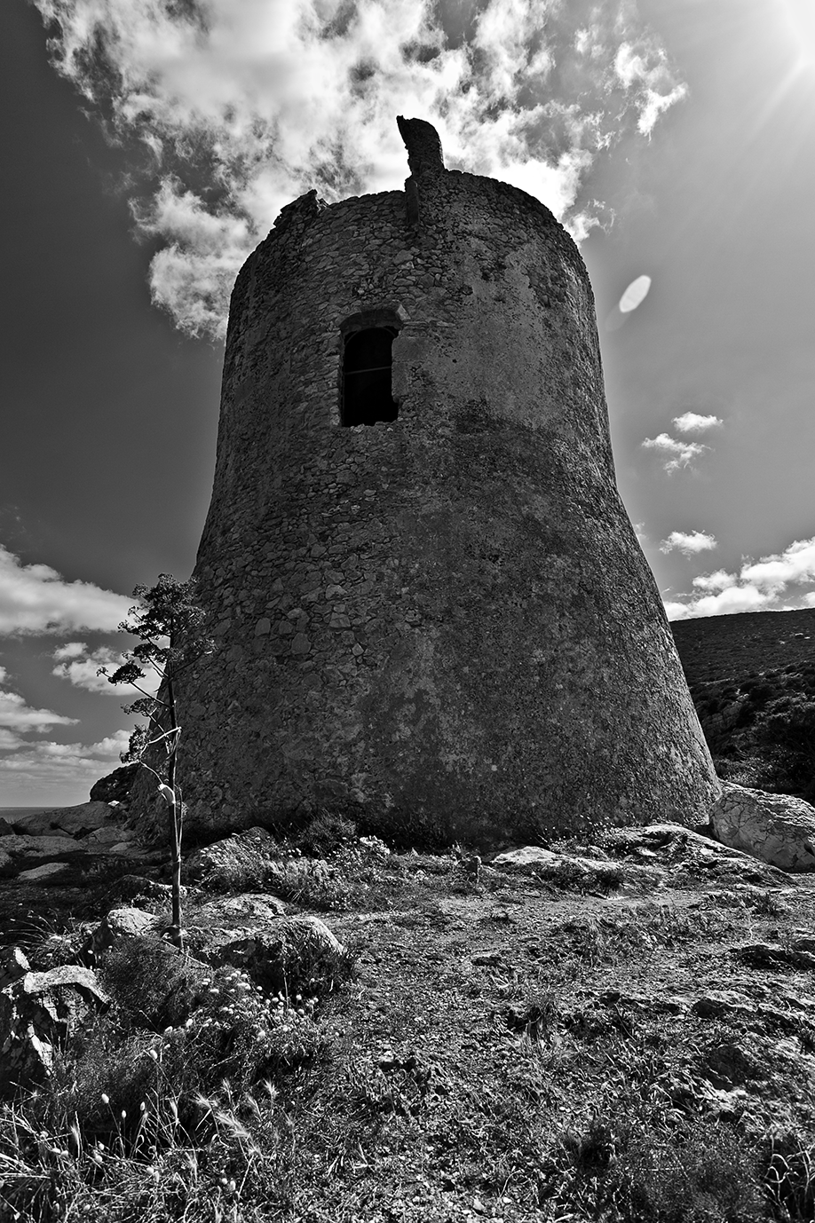 Spanish Tower Sardinia 2 by piro23