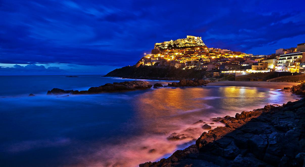 Castelsardo Sardinia by piro23