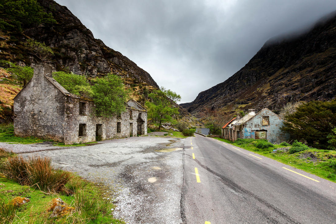 Abandoned Ireland by piro23