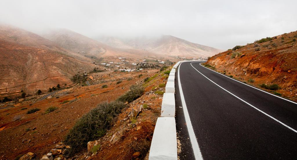 Fuerteventura in the mist by piro23