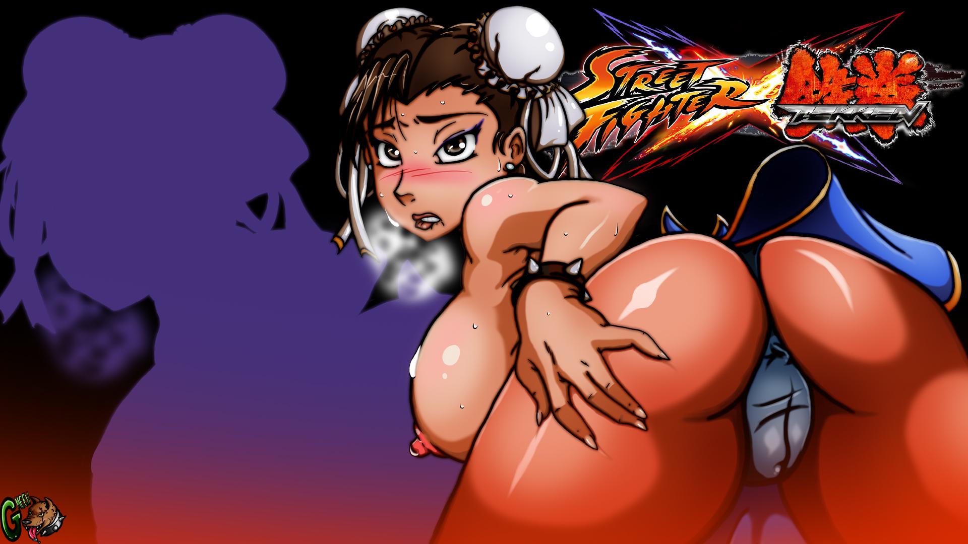 Street Fighter Tekken Porn