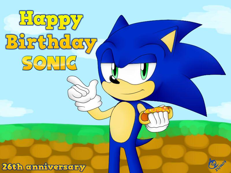 Happy Birthday! by onlysonamy