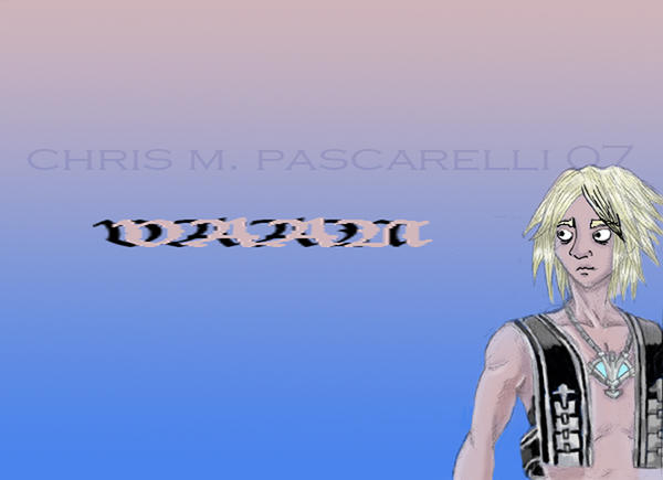FF12- VAAN WALLPAPER finished by xacuchina