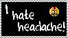 I Hate Headache by ann-beyond-repair