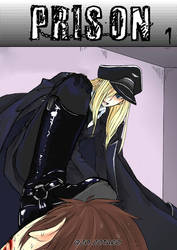 Prison femdom comic by qjojotaro
