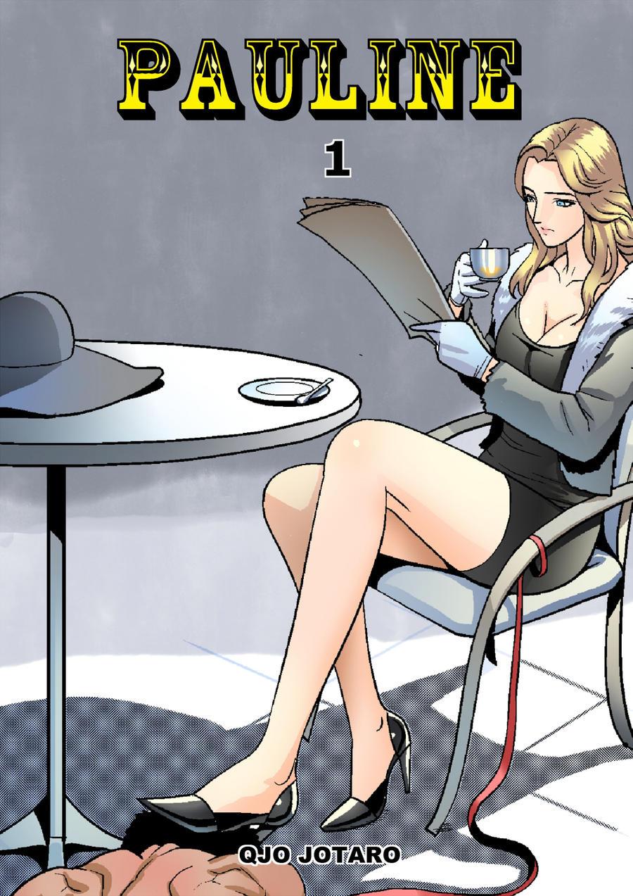 Pauline comic- femdom by qjojotaro on DeviantArt