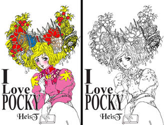Love for Pocky by HeisT-HeX