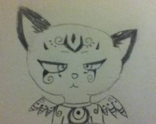 Sketch for sketch for nekophoenix