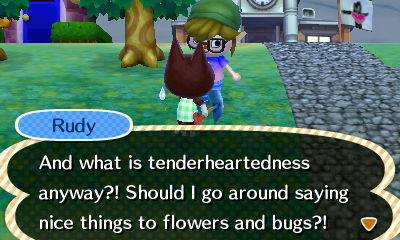 Should i go around saying nice things to flowers?!