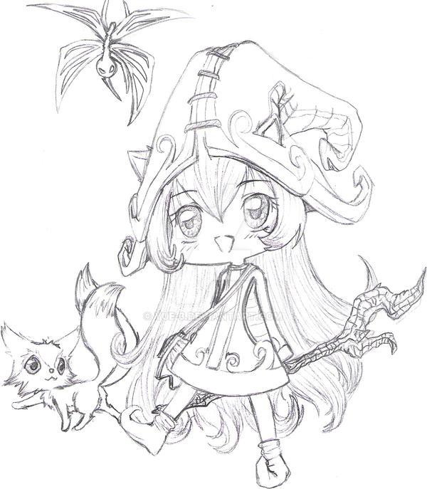 Lulu sketch by yue-3