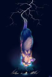 Thunderstruck by maryvirgin