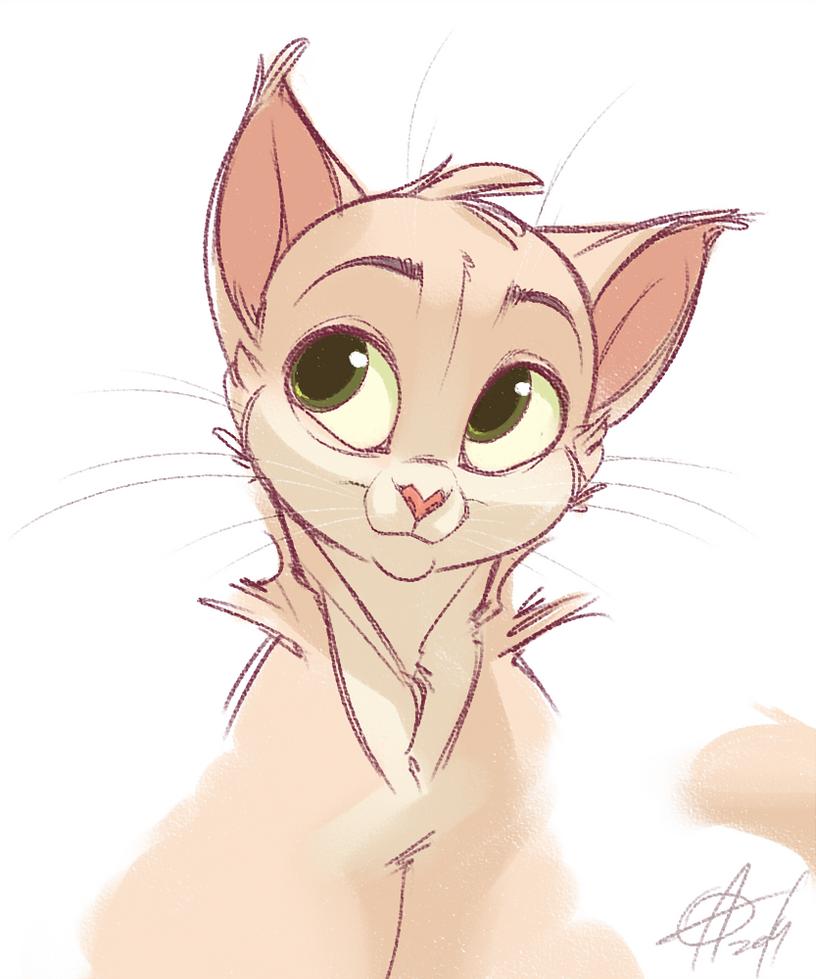 KittyCat by xepxyu