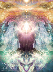 'Celestial Vibrations' (c) by Psiloteric Visions by psilotericvisions