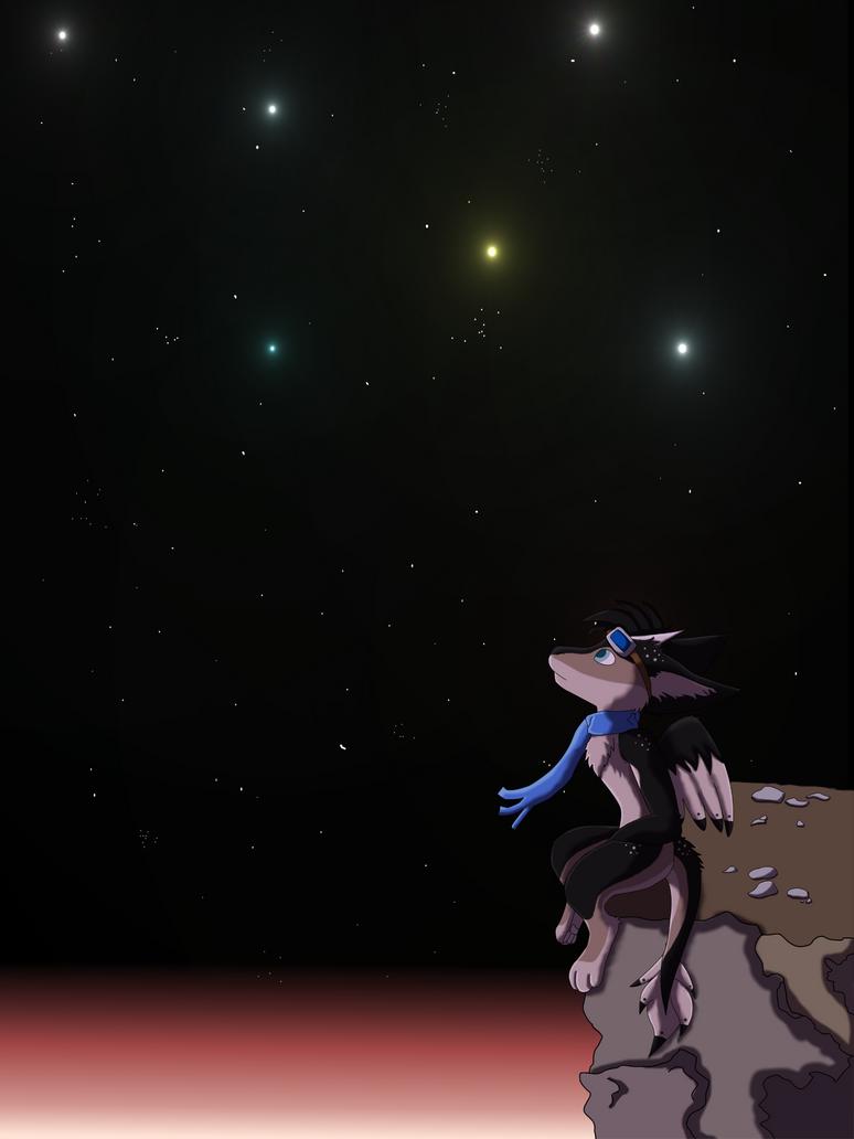 Star Gazer by Cipher-057