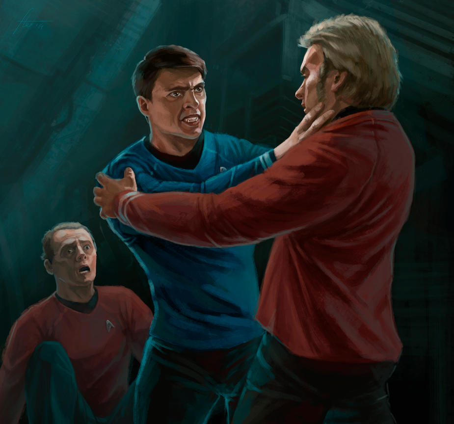 Star Trek. Gamma by Alex-JD-Black
