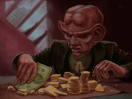 Star Trek. Only  latinum or What the hell is this? by Alex-JD-Black