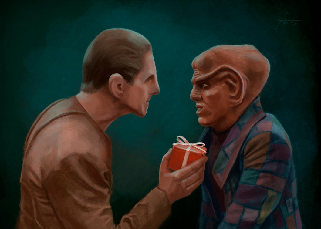 Star Trek. Present by Alex-JD-Black