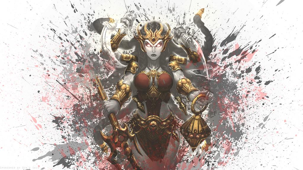 Goddess Of Destruction - Goddess Of Love