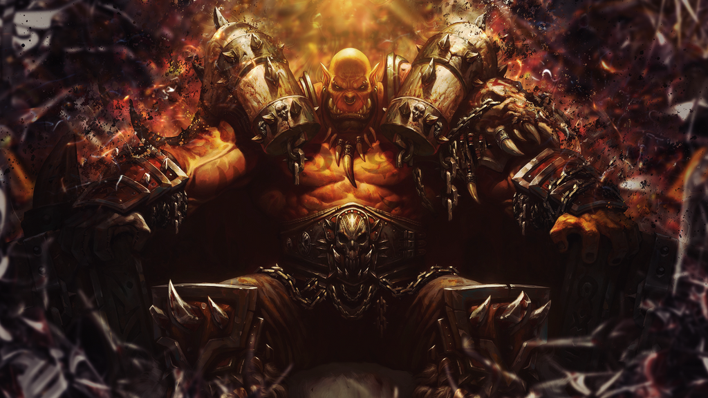 world of warcraft how to get garrosh hellscream