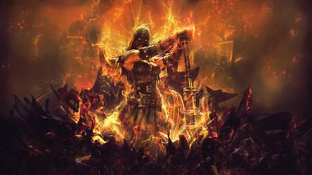 Nemesis Executioner Smite by SpiritAJ