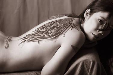Angel's Wings by NuDigi