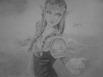 Zelda by kata28