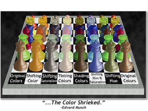 Chess Colors