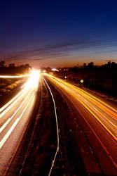 Fast Lane by Char-lee-ana