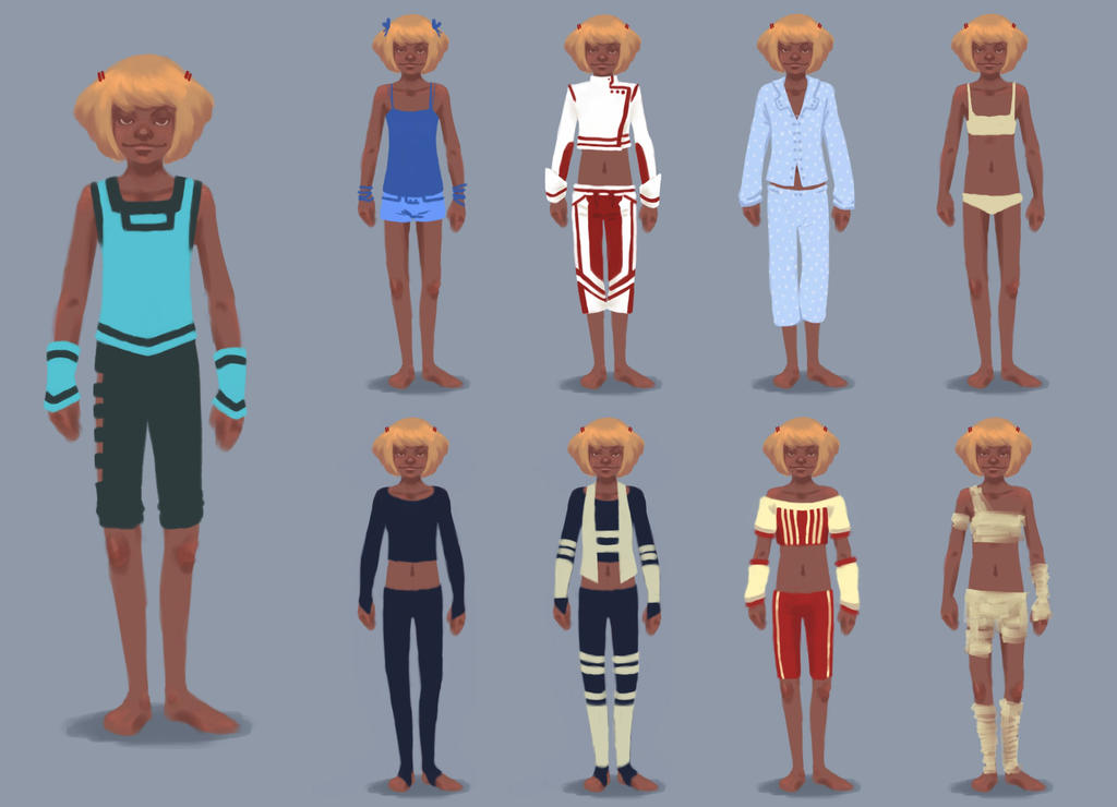 Character Design Outfits : Character clothing design by rimorob on deviantart