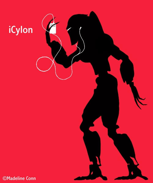 iCylon by rimorob