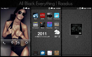 All Black Everything by Raadius
