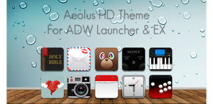 Aeolus HD Theme Pack by Raadius