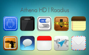 Athena HD: Preview by Raadius
