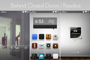 Behind Closed Doors by Raadius