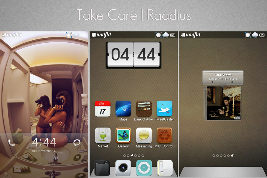 Take Care by Raadius