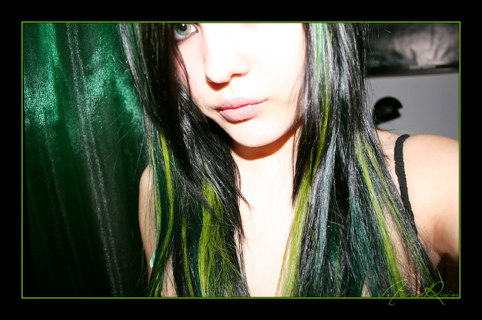 New hair jan '07. by LinAt