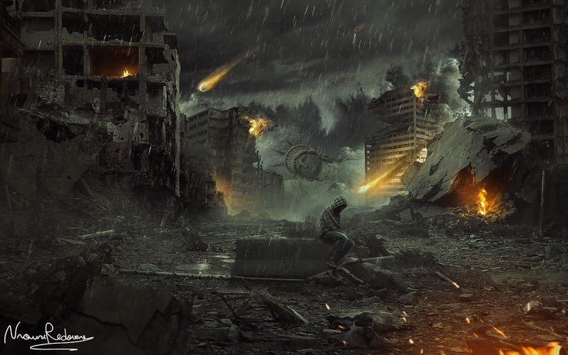 Destruction by NaouriRedouane1998
