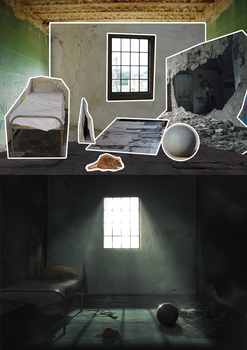 Before After Lighting practice