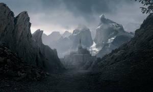 Castle path