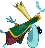Grand Minimus, the King of the Tiny but Mighty by Bradandez