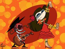 ART JAM: Flamenco Fiesta by Bradandez