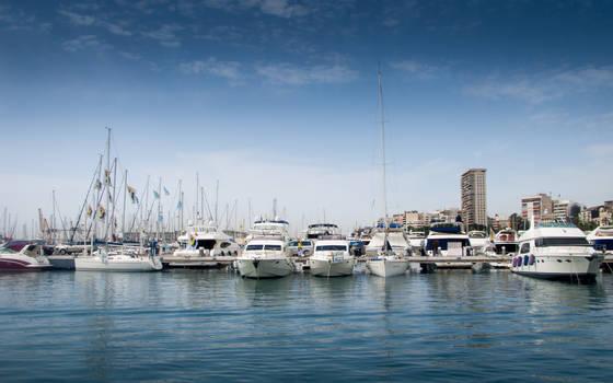 Alicante Harbour (2008)