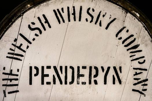 Penderyn Whisky Barrel (2011)