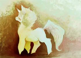 Sassy Unicorn by gawki