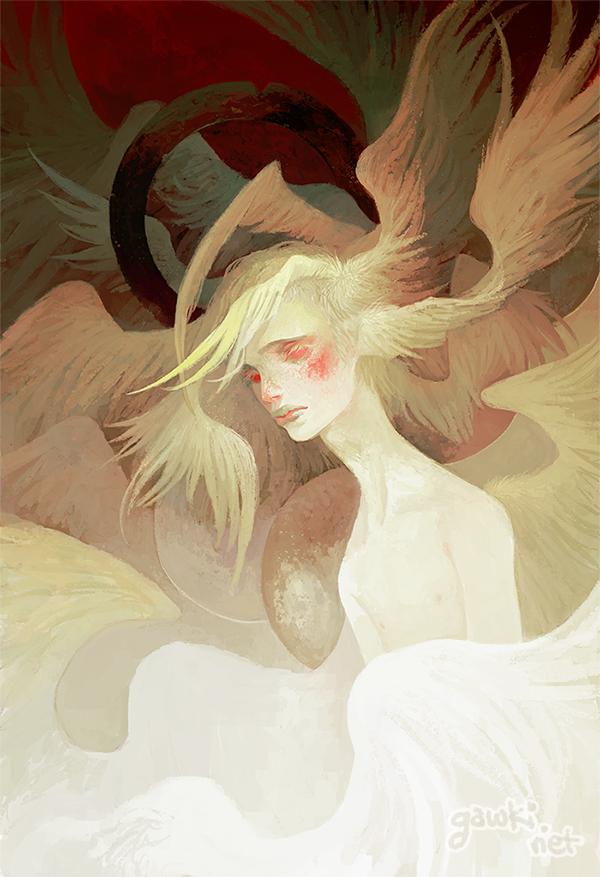 Flightless by gawki