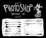 Photoshop Brooshes